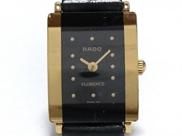 RADO(ラドー) 腕時計 フローレンス 153.3606.2N レディース 黒