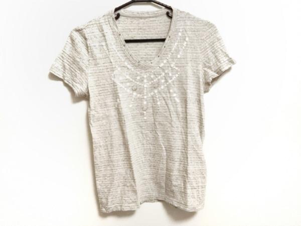 ハート 半袖Tシャツ サイズ3 L レディース