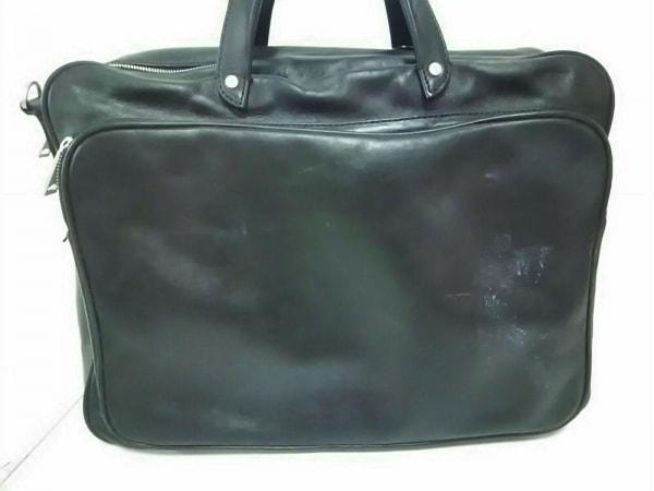 ジャックスペード ビジネスバッグ 黒