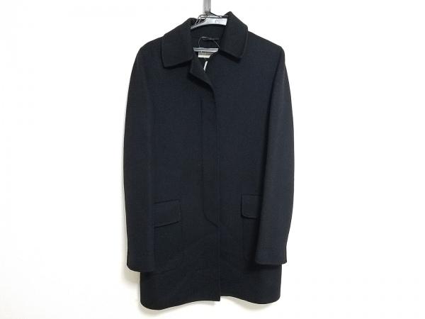 カマンタ コート サイズ42 L メンズ 黒