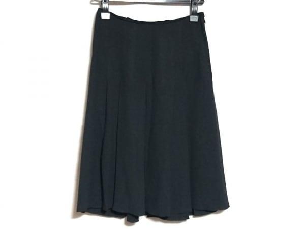 プラダ スカート サイズ38 S レディース 黒