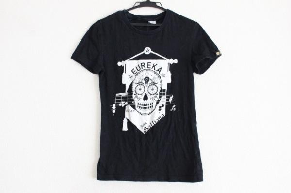 ジョンガリアーノ 半袖Tシャツ サイズXS