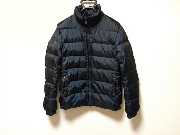 MEN'S MELROSE(メンズメルローズ) ダウンジャケット サイズ3 L メンズ ネイビー 冬物