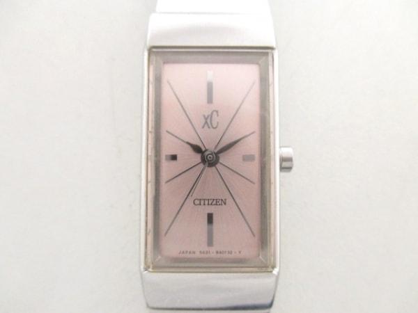 シチズン 腕時計美品  XC 5431-H23214