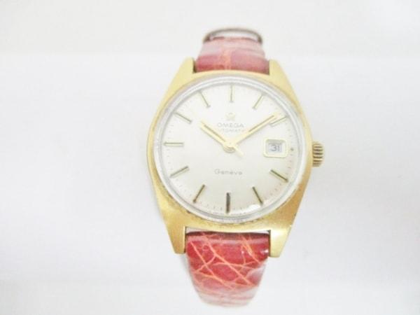 オメガ 腕時計 ジュネーブ - レディース