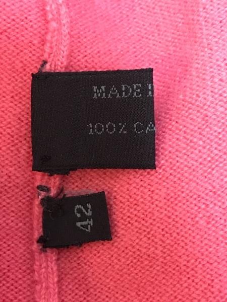 プラダ カーディガン サイズ42 M ピンク