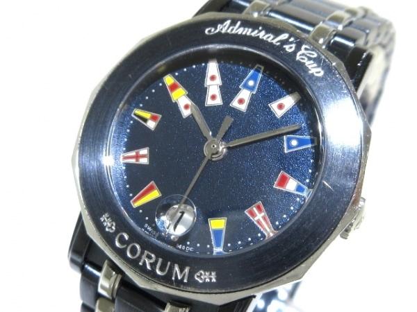 CORUM(コルム) 腕時計 アドミラルズカップ