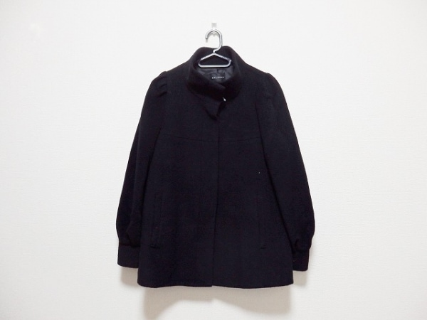 MELROSE(メルローズ) コート サイズ3 L レディース 黒 冬物