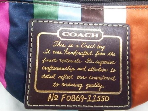 コーチ ショルダーバッグ - 11550 シルバー