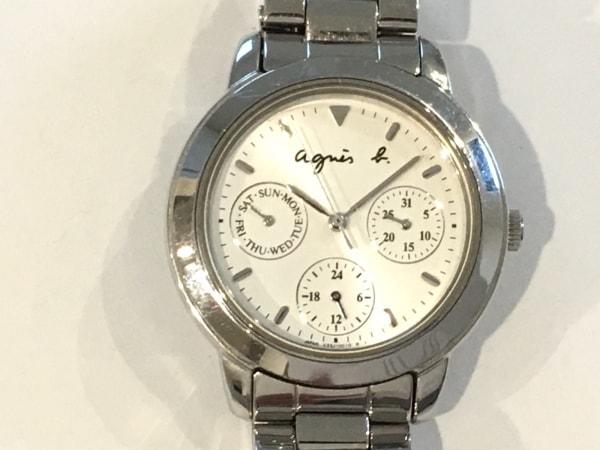 アニエスベー 腕時計 V33J-0010 レディース