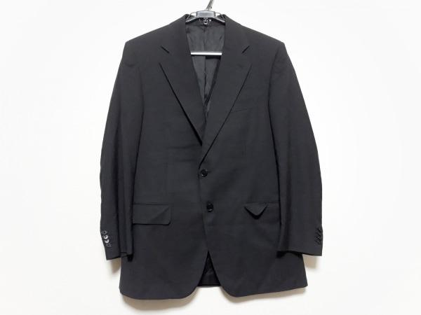カンタレリ ジャケット メンズ美品  黒