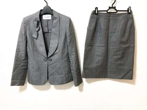 ミスアシダ スカートスーツ サイズ7 S美品