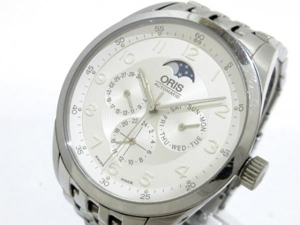 ORIS(オリス) 腕時計 - メンズ 白