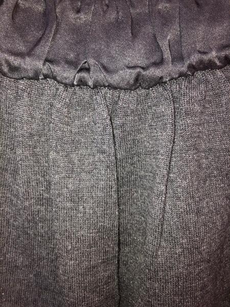 ヨーコドール 半袖セーター サイズ38 M