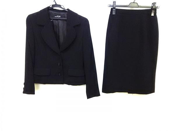 TOKYOIGIN(トウキョウイギン) スカートスーツ サイズ7AR S レディース 黒