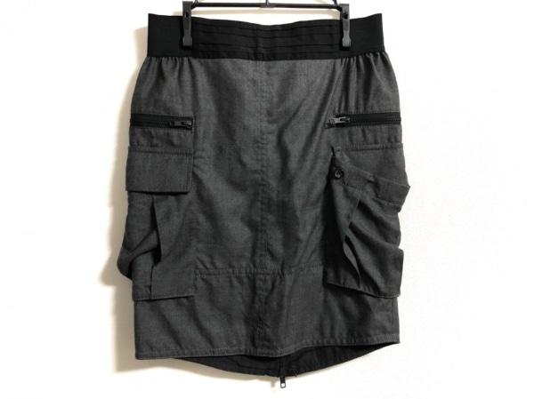 ザシークレットクローゼット スカート サイズ1 S レディース グレー
