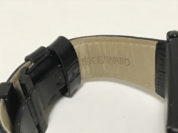 フェイスアワード 腕時計美品  -