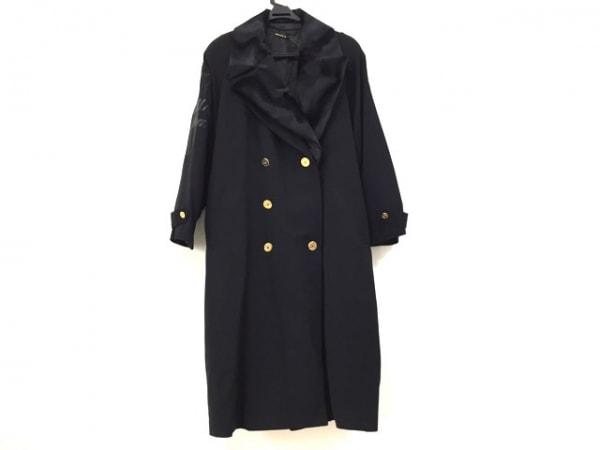 バレンザポー コート サイズ40 M 黒