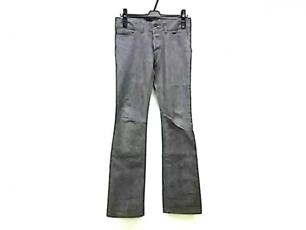 ノーアイディー パンツ サイズ2 M グレー