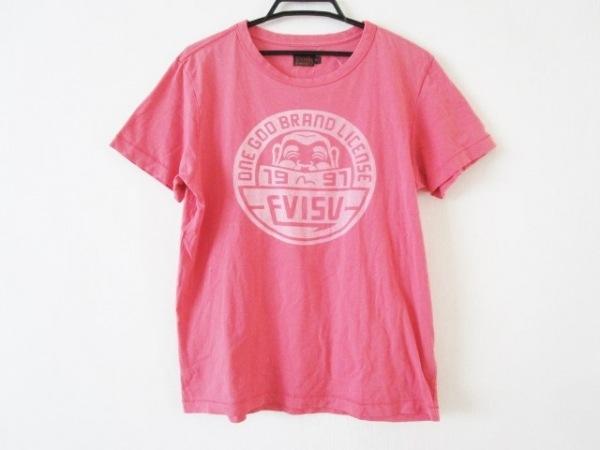 エヴィス 半袖Tシャツ サイズM レディース