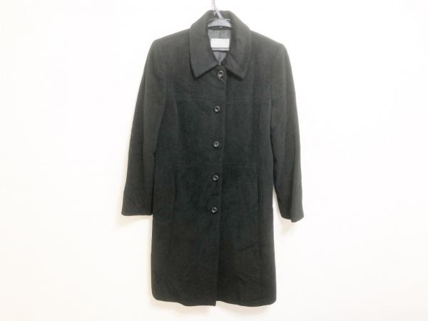 パレスガーデン コート サイズ11 M美品  黒