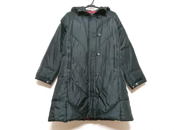 ビブロス ダウンコート サイズ40 M 黒