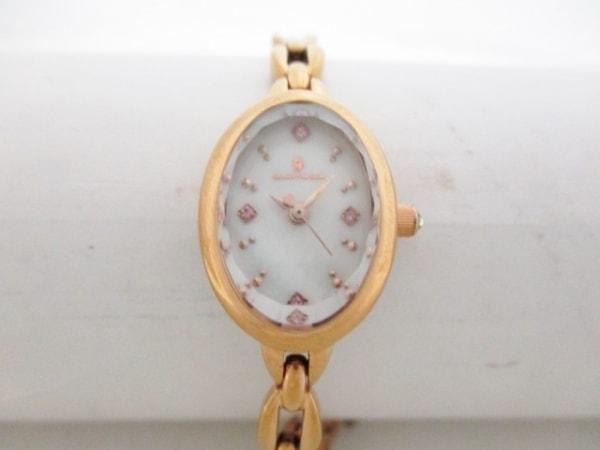サマンサシルヴァ 腕時計 - レディース 白