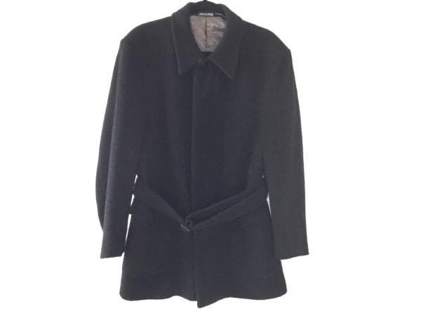 ヴェリ コート サイズ48 XL メンズ 黒 冬物