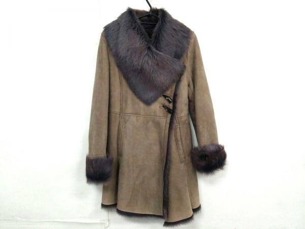 スキンバレー コート サイズ38 M美品