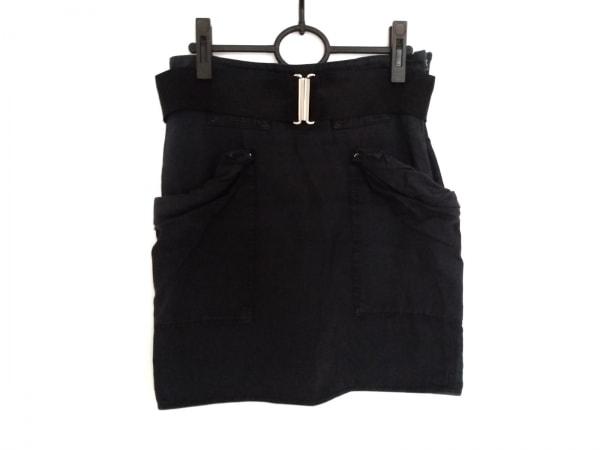 アクネジーンズ スカート サイズ34 S 黒