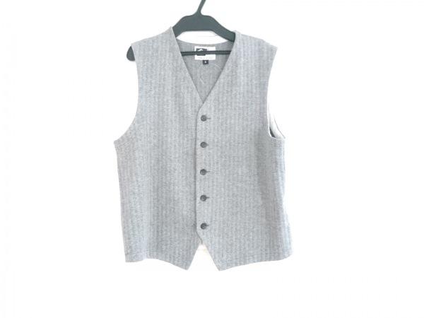 Engineered Garments(エンジニアードガーメンツ) ベスト サイズS メンズ グレー