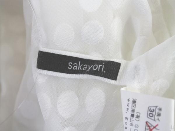 サカヨリ 半袖カットソー サイズ38 M