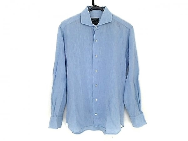 ORIAN(オリアン) 長袖シャツ メンズ美品  ライトブルー