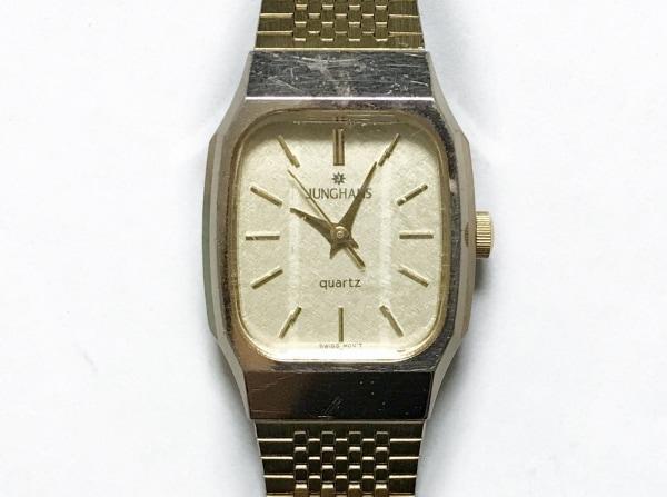 JUNGHANS(ユンハンス) 腕時計 MS-J-0103L レディース ゴールド