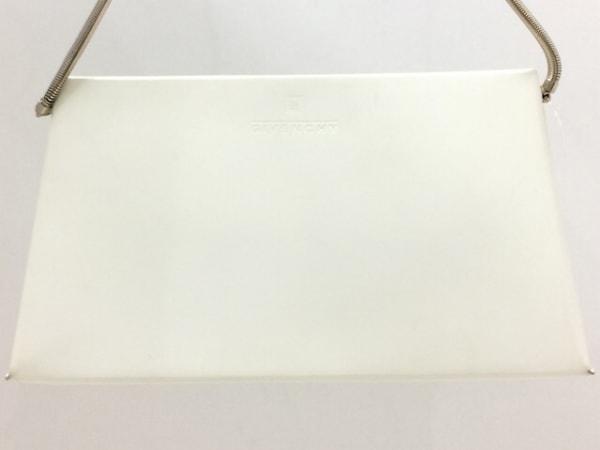 GIVENCHY SACS(ジバンシー) ショルダーバッグ - 白 コーティングキャンバス