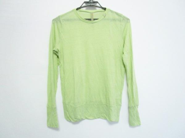 ANTIPAST(アンティパスト) 長袖Tシャツ レディース ライトグリーン 刺繍