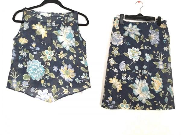 AISE...PUIS(エゼピュイ) スカートセットアップ レディース美品  花柄