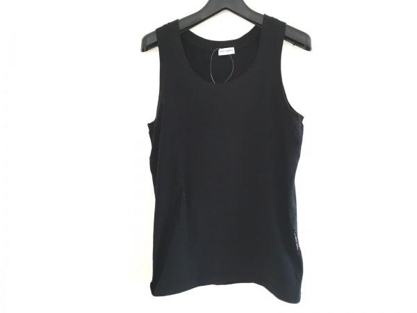 DOLCE&GABBANA(ドルチェアンドガッバーナ) タンクトップ メンズ美品  黒 underwear
