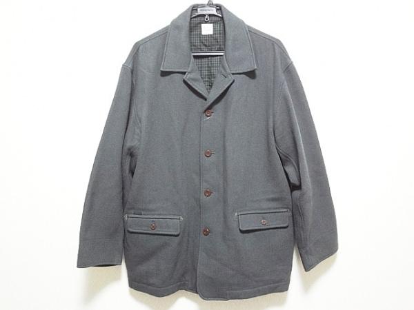 Papas(パパス) コート サイズL メンズ カーキ 冬物