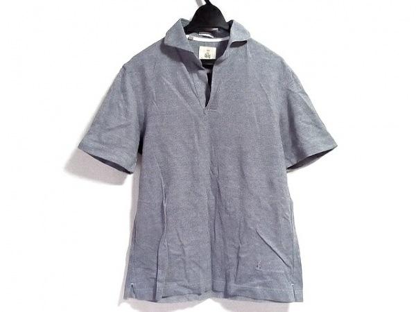 Guy Rover(ギローバー) 半袖ポロシャツ サイズS メンズ ダークグレー