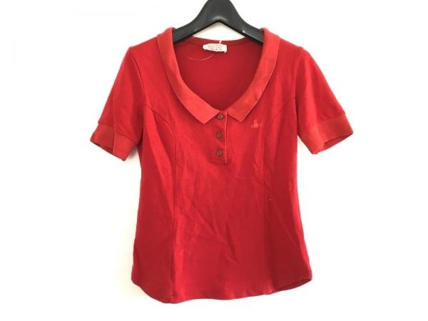 ヴィヴィアンウエストウッドレッドレーベル チョイス 半袖ポロシャツ レディース
