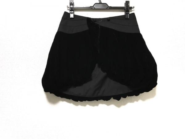 alice auaa(アリスアウアア) 巻きスカート サイズ3 L レディース美品  黒