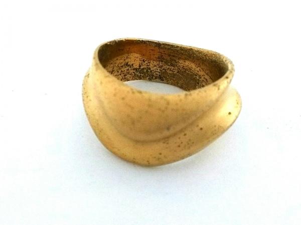 JOAQUIN BERAO(ホアキンベラオ) リング美品  金属素材 ゴールド