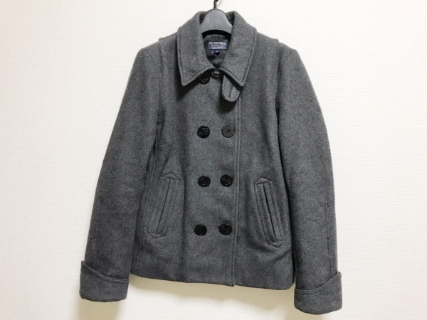 Polo Jeans(ポロジーンズ) コート サイズM レディース ダークグレー 冬物
