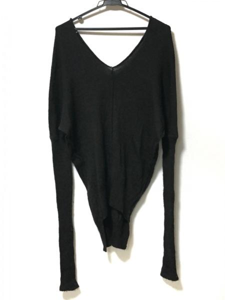 イザベルベネナート 長袖セーター サイズ38 M レディース ダークグレー