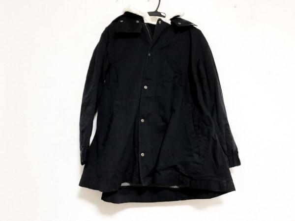 Chandelier(シャンデリエ) コート サイズ38 M メンズ美品  黒 冬物