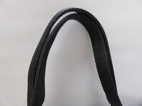 LESPORTSAC(レスポートサック) トートバッグ美品  ネイビー×白×黒 8