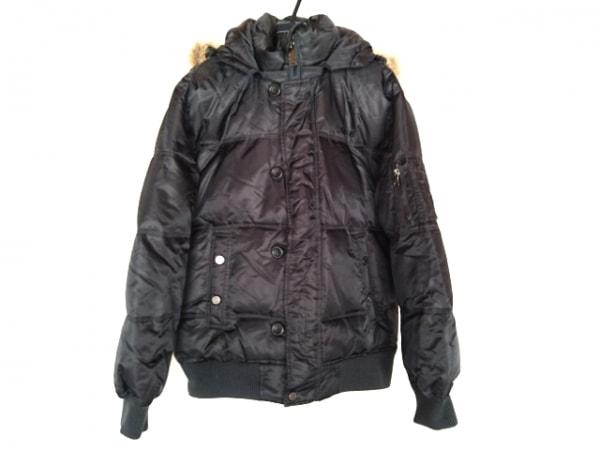schott(ショット) ダウンジャケット サイズS メンズ 黒 冬物