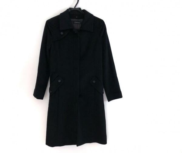 CHROME(クローム) コート サイズ7R レディース 黒 ロング丈/冬物