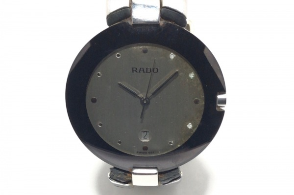 RADO(ラドー) 腕時計 129.3574.4 ボーイズ シルバー
